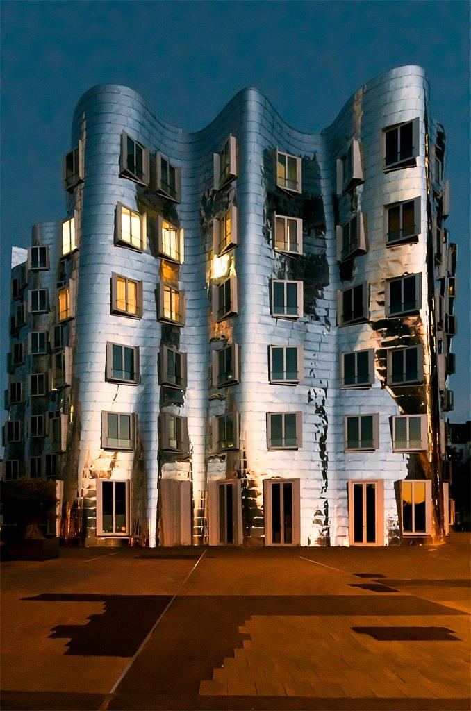 Neuer Zollhof, Düsseldorf
