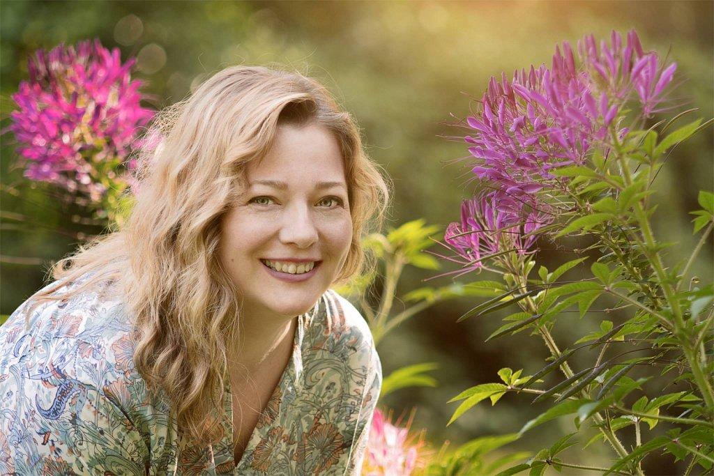 Nicole, Forstgarten Kleve