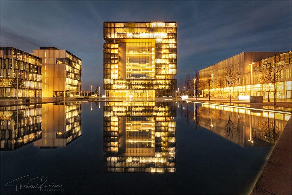 Essen, ThyssenKrupp Headquarters